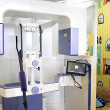 CT検査室